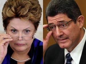 Dilma e Levy: A presidente e o burocrata