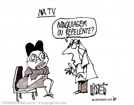 dilma NA TVE