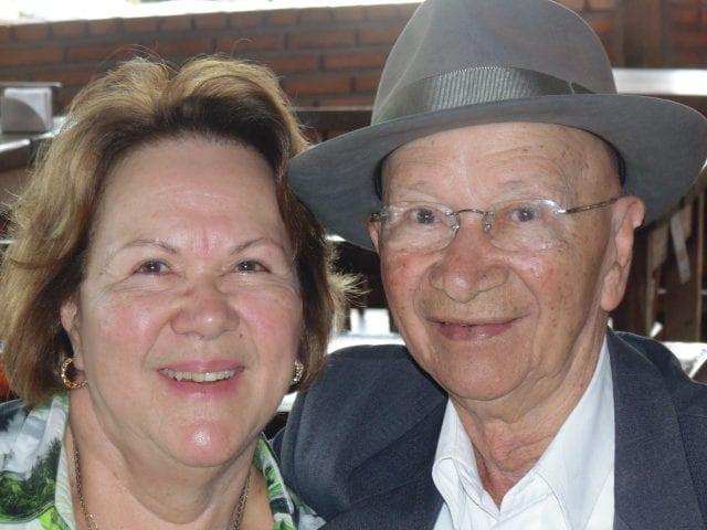 Vera Marinho e Sô Antonio: 101 anos de uma vida
