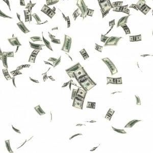 dinheiro -,dólares