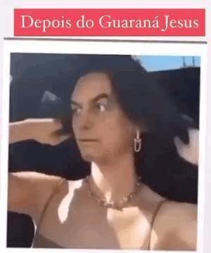 Bolsonaro - guaraná