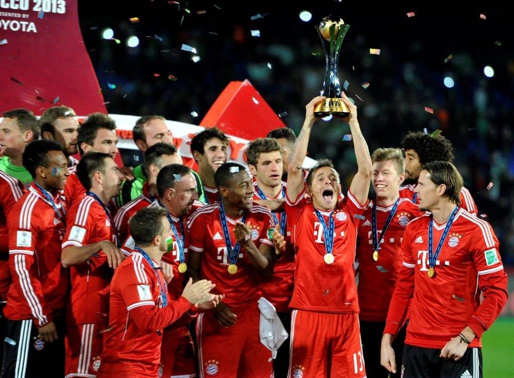 Bayern - Mundial