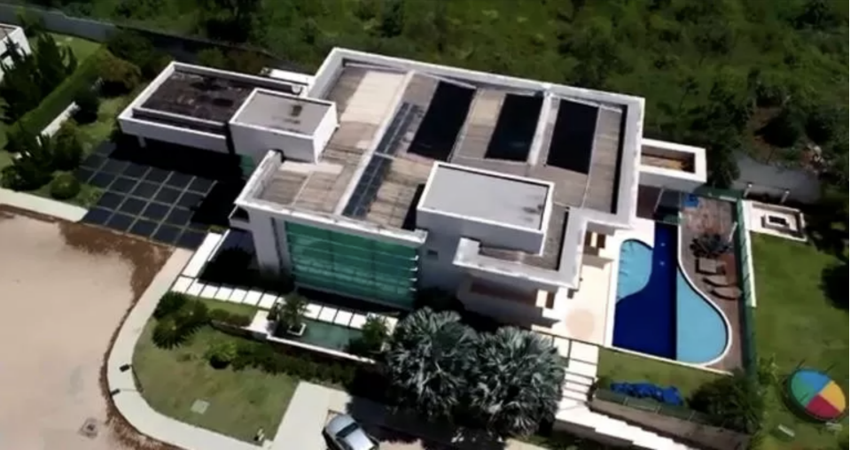 mansão Flávio Bolsonaro