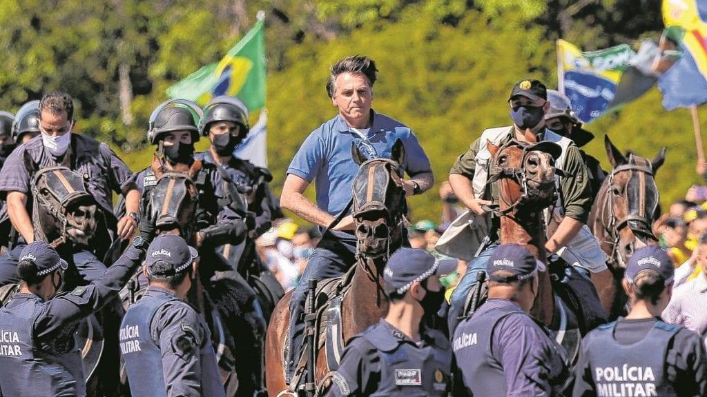 rubicão Bolsonaro