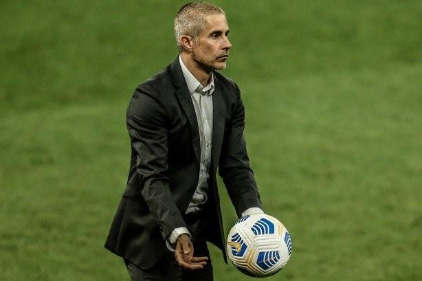 contas - Sylvinho técnico Corinthians