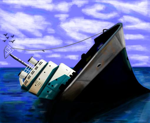 naufrágio