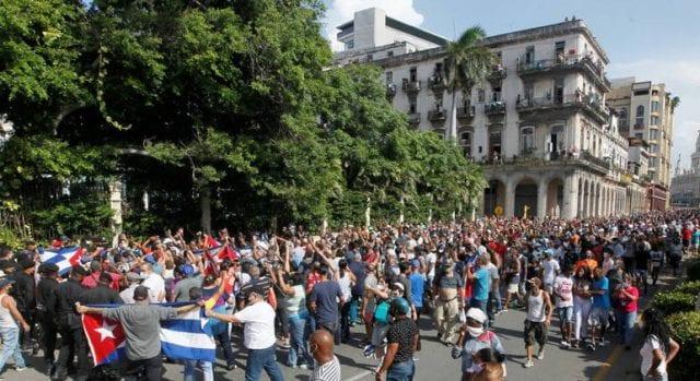 ditadura socialista cuba