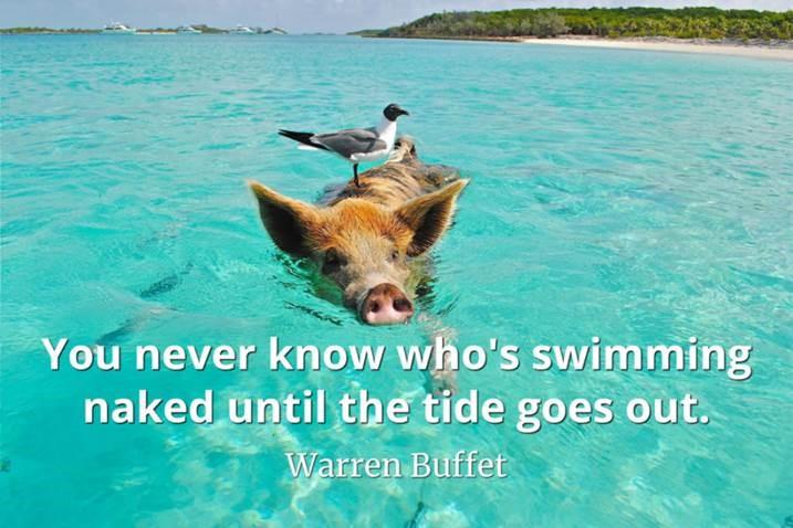 quem nos carrega é o mar