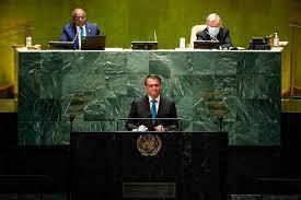 BOLSONARO ONU 2021