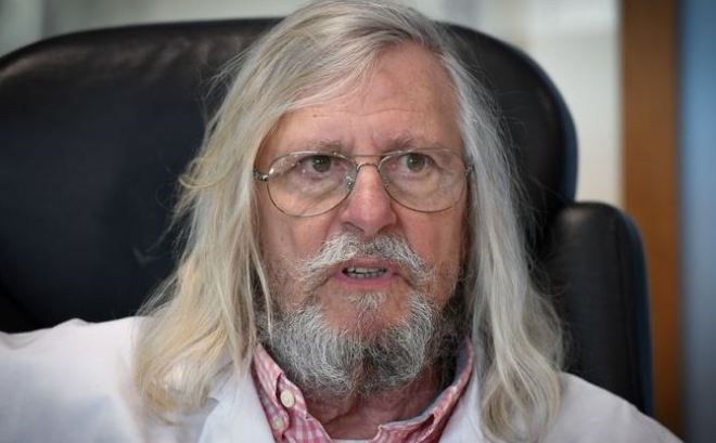 cloroquina Didier Raoult